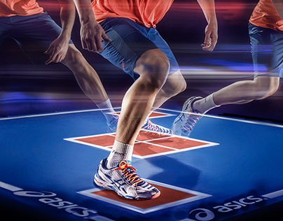 ASICS | Speed Test | Key visual