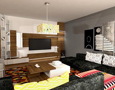 "Apartment in exclusive estate ""Dedinje"" in Belgrade"