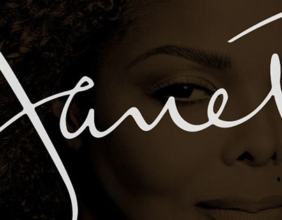 Janet Jackson: Icon - Web Design Concept