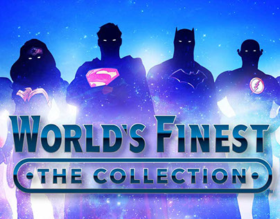 DC World's Finest mystery box