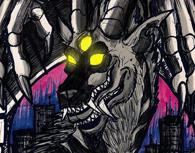 Steel Oryx