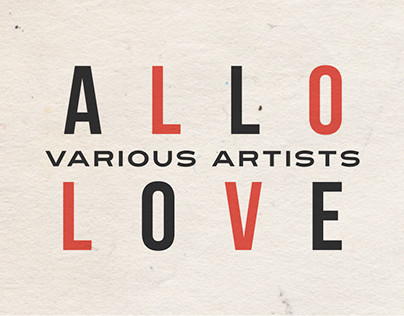 Allo Love compilations