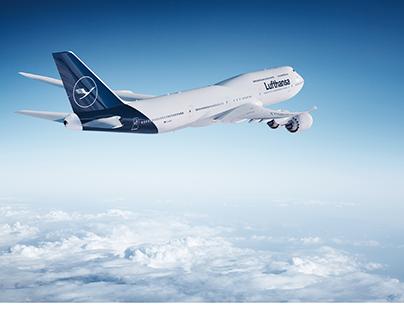 ›Lufthansa‹ Brand Relaunch