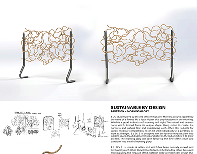 B L O S S - Partition Design