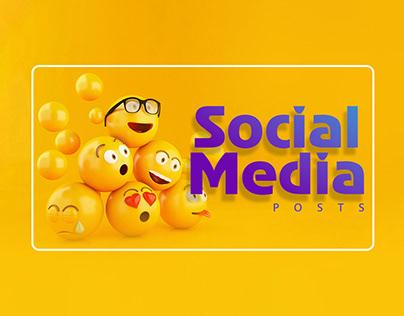 Social Media Posts Vol.2