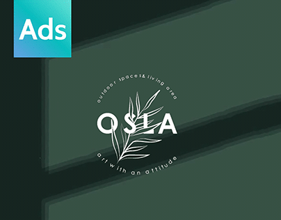 Osla home logo rebranding