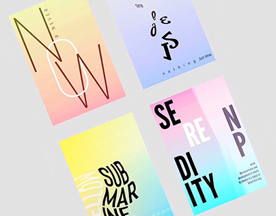 Typography Posters II