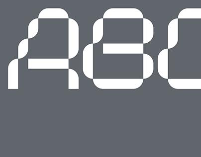 Intercept Typeface