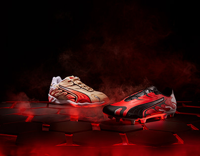Pro:Direct Sport - Puma Red Future - Retouching