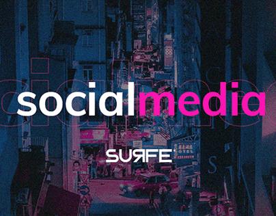 Social Media - Surfe Digital