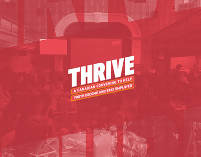 Virgin Unite – THRIVE Brand & Event Design