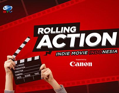Rolling Action Website