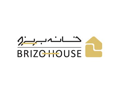 logo design of brizohouse