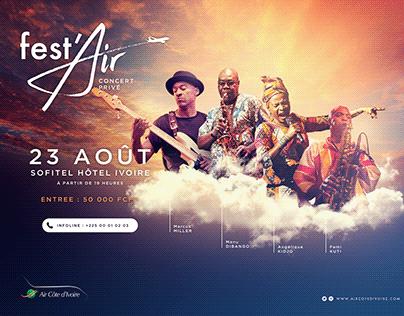 Air Côte d'Ivoire - Fest'Air