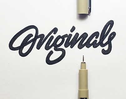 Hand Lettering Collection Feb 2016