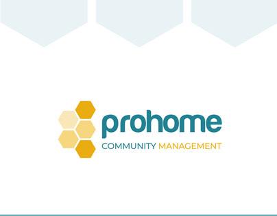 Brand guide for ProHome, Costa Rica