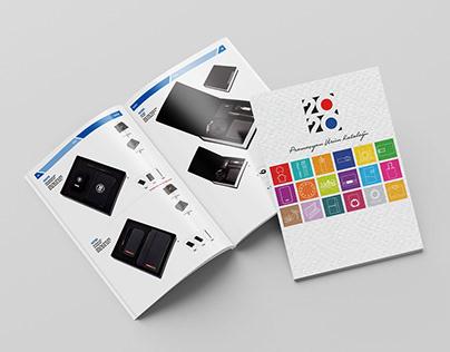 Promosyon Ürün Kataloğu Tasarımı