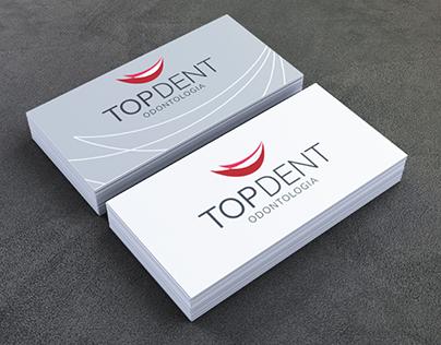 TopDent Odontologia - Identidade Visual/2019