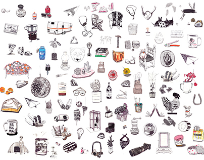 100 Days of Objects
