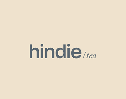 Hindie Tea x -1 Simplicity Lab