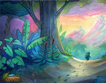 Nani Ahi: Environment 1