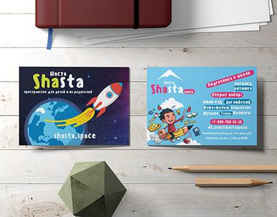 Shasta Spase - пространство для детей - дизайн