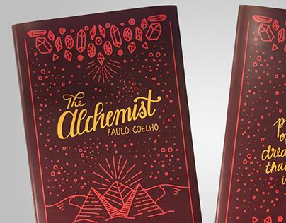 The Alchemist Dust Jacket