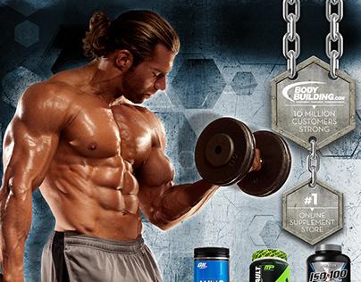 Bodybuilding.com Magazine Concept