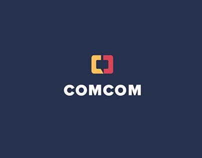 ComCom - Website Design Branding
