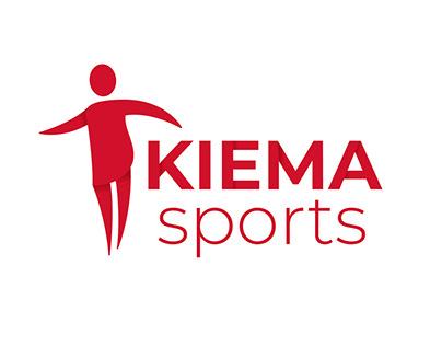 KIEMA sports - Identidad Corporativa
