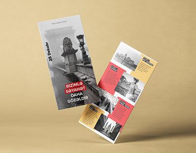 Travel Flyer/Leaflet