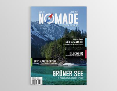Nomade: Travel Magazine