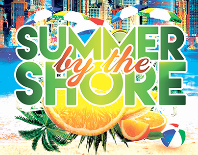 Summer By The Shore Flyer