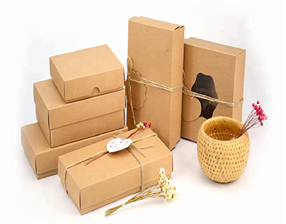 How Kraft boxes makes your product safe & healthier?