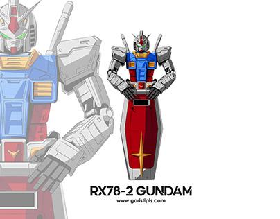 RX78-2 Gundam