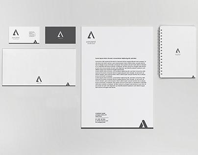 Averyland Brand identity