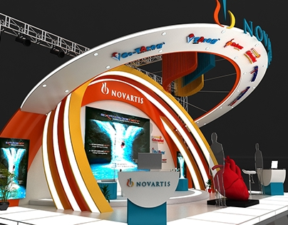 Novartis _ Cardio Alex Exhibition_2016