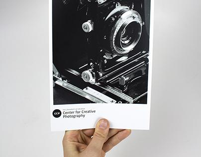 Center for Creative Photography Brochures