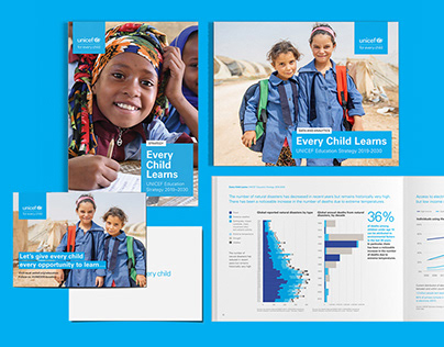 Every Child Learns— UNICEF reports and other pieces