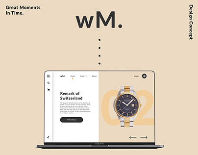 wM. Watches Shop