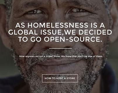 The Street Store Website