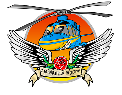 Ilustración Chopper King