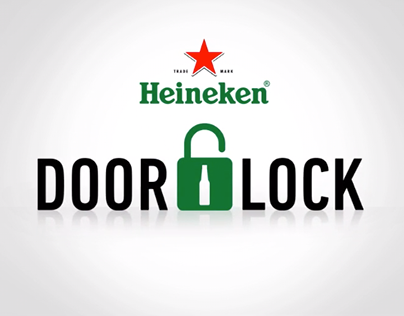 Heineken Door Lock