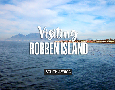 Visiting Robben Island