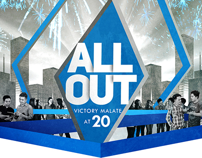 ALL OUT: Victory Malate at 20