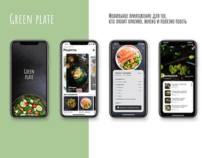 Design concept for iOS App