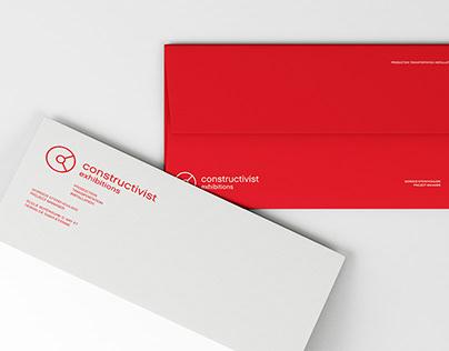 Constuctivist / Logotype & Print