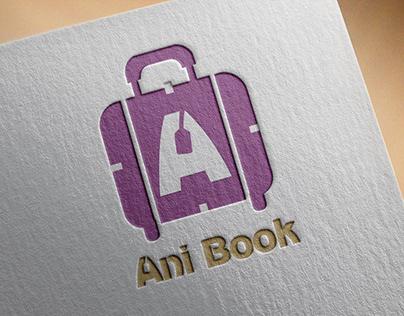 Ani book Travel Agency Logo Design