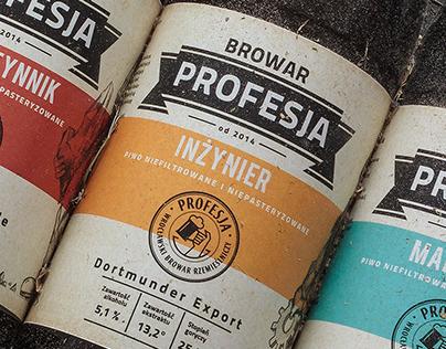 Profesja Craft Brewery