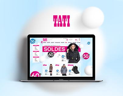 TATI - Brand content
